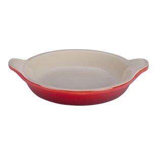 Stoneware Oval Heritage Crème Brûlée Dish
