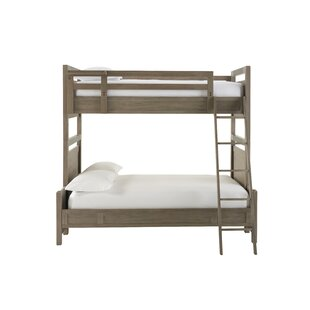Mimi Twin Over Full Bunk Bed by Canora Grey
