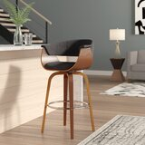 Salvador 28.5 Swivel Counter Stool by George Oliver