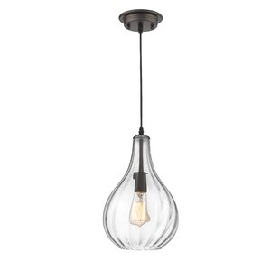 Wrought Studio Domini Transitional 1-Ligh..