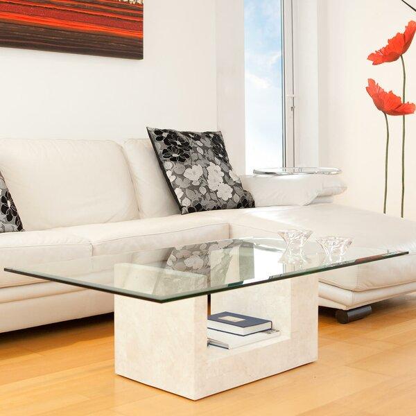 Corner Glass Table | Wayfair