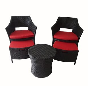 Pickard 5 Piece Conversation Set with Cushions