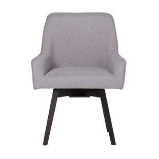 Viva Swivel Armchair by Ebern Designs