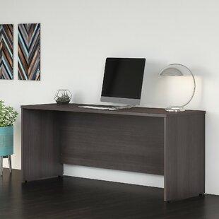 Bush Business Furniture Studio C 4 Piece Desk Office Suite