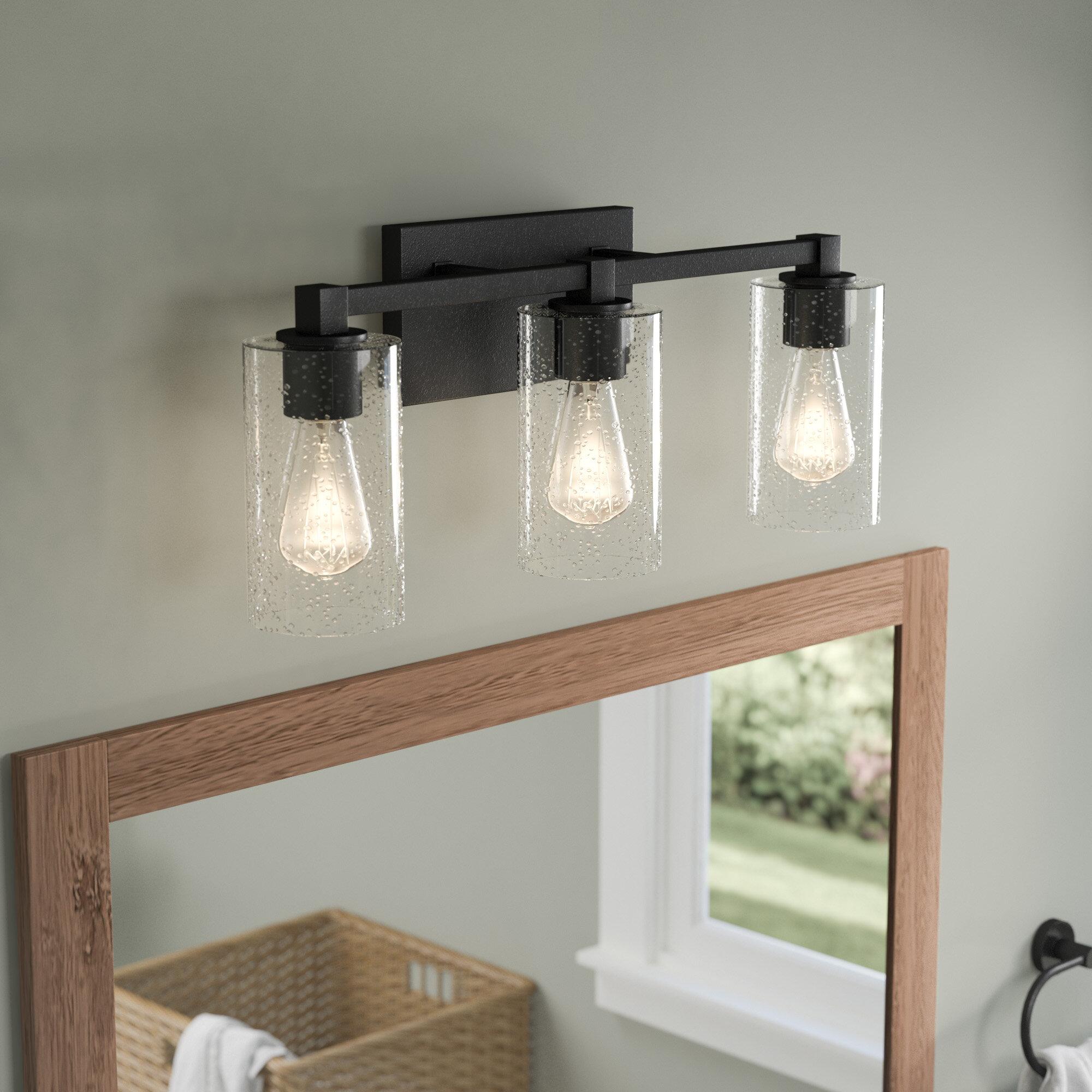 Mcdowell 3 light vanity light