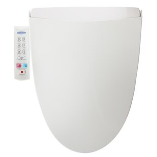 Feel Fresh Elongated Bidet Toilet Seat