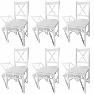 Deal Dining Chair (Set of 6) August Grove