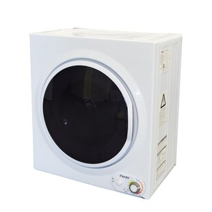 Compact Tumble 1.5 cu.ft Portable Dryer by Panda