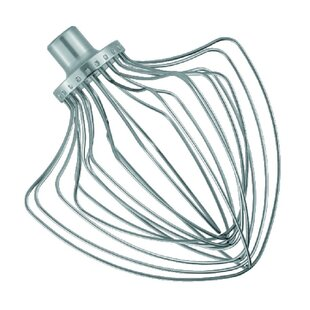 11 Wire Whip Stand Mixer Attachment by KitchenAid Today Sale Only