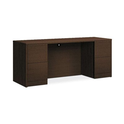 10500 Series Executive Desk with Hutch HON