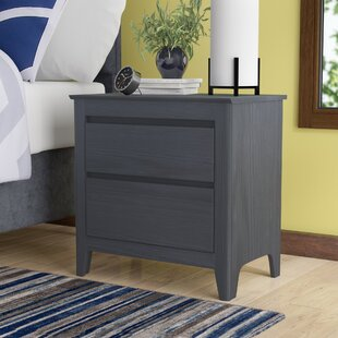 Dringenberg 2 Drawer Nightstand by Zipcode Design