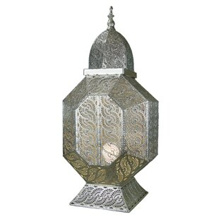 Compare & Buy Splendid Transitional Metal Lantern By World Menagerie