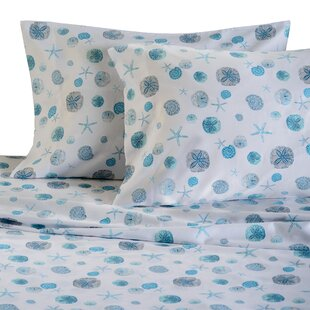 Sand Dollar 300 Thread Count Cotton Sheet Set