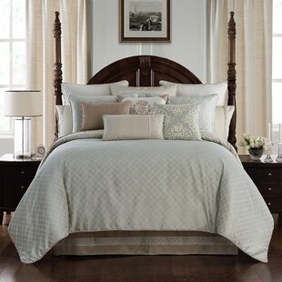 Waterford Bedding Gwyneth 4 Piece Reversible Comforter Set