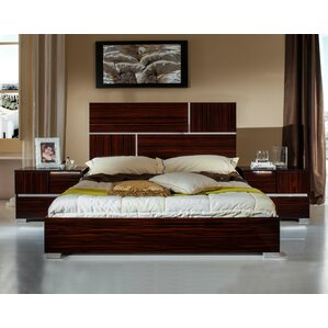 Falbo Panel Bed by Orren Ellis