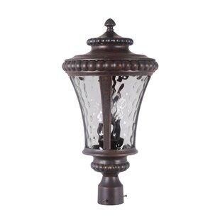 Essie Outdoor 1-Light Lantern ..