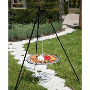 Williston Tripod With Grill By Sol 72 Outdoor