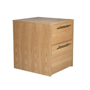 2-Drawer Filing Cabinet By Gracie Oaks