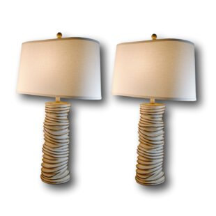 Nicastro 32 Table Lamp Set (Set of 2)