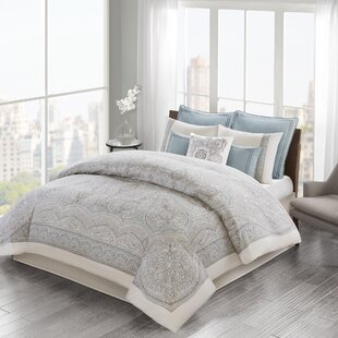 Larissa 100% Cotton Comforter Set