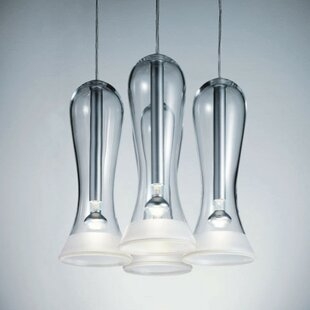 ZANEEN design Blues 4-Light Kitchen Islan..