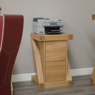 Albie 3 Drawer Filing Cabinet By Gracie Oaks