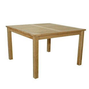 Windsor Solid Wood Dining Table by Anders..