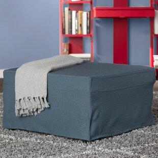 Folding Ottoman Sleeper Be..