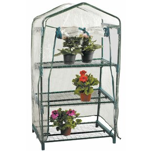 Vida 2.3 Ft W X 1.65 Ft D Mini Greenhouse By Sol 72 Outdoor
