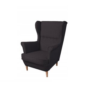 Adainville Wingback Chair By Ebern Designs