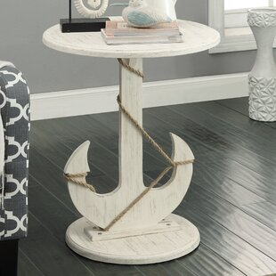 Beachcrest Home Dudek End Table