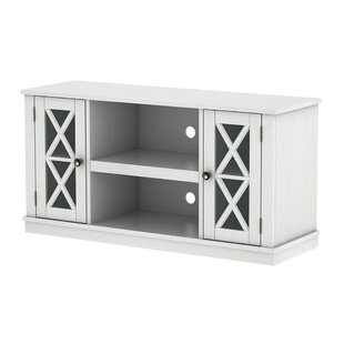 small white tv stand White TV Stands | Joss & Main small white tv stand