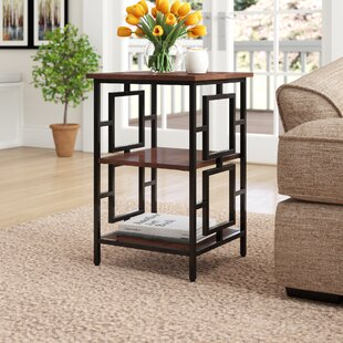Affordable Dobson End Table by Winston Porter
