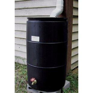55 Gallon Rain Barrel by RainBarrel USA