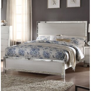 Isai Upholstered Panel Bed