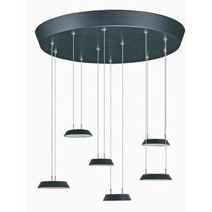 Orren Ellis Albali 6-Light Pendant