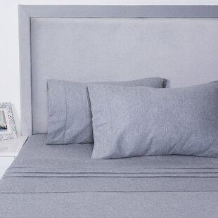 Yarn Dyed Cotton Sheet Set ByMelange Home