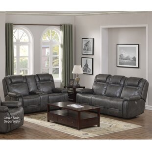 Slayden Reclining 2 Piece Living Room Set..