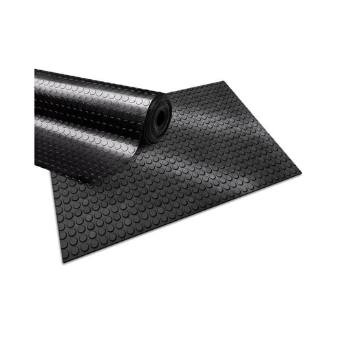 Stets Rubber Runner Doormat Borough Wharf Mat Size: 0.3cm H x 120cm W x 350cm L