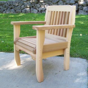 Cabbage Hill Stacking Patio Dining Chair