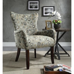Galaz Wingback Chair by Ebern Designs