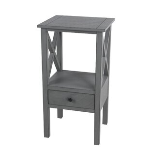 Buy luxury Kilraghts 1 Drawer End Table with Storage ByGracie Oaks