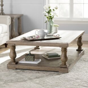 Sannoise Coffee Table by Lark Manor