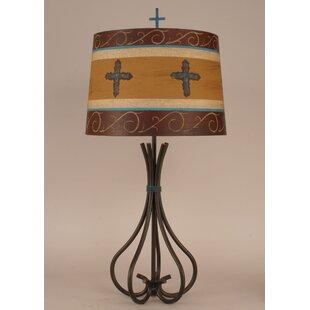 Rustic Living 32.5 Table Lamp