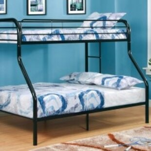Order Clapp Twin Over Full Bunk Bed by Zoomie Kids Reviews (2019) & Buyer's Guide