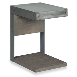 Hills Place Frame End Table With Storage By Fairfield Chair