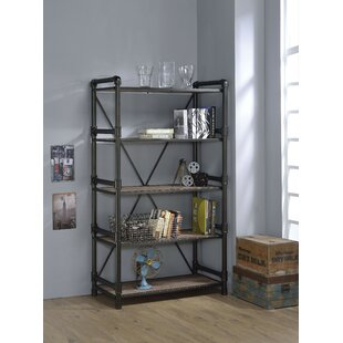 Mcdonald Etagere Bookcase by 17 Stories