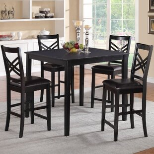 Medford 5 Piece Dining Set by A&J Homes S..