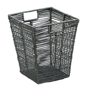 Laurel Foundry Modern Farmhouse Hoople Decorative Waste Basket