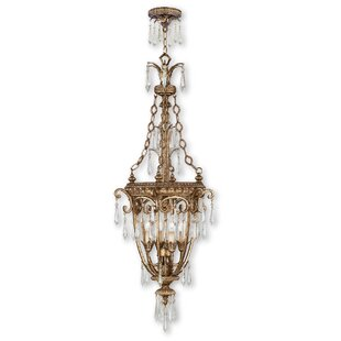 Astoria Grand Perot 4-Light Urn Pendant